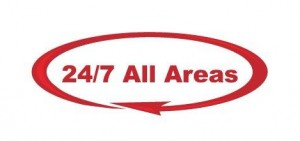 24/7 All Areas