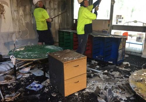 Primary School Fire