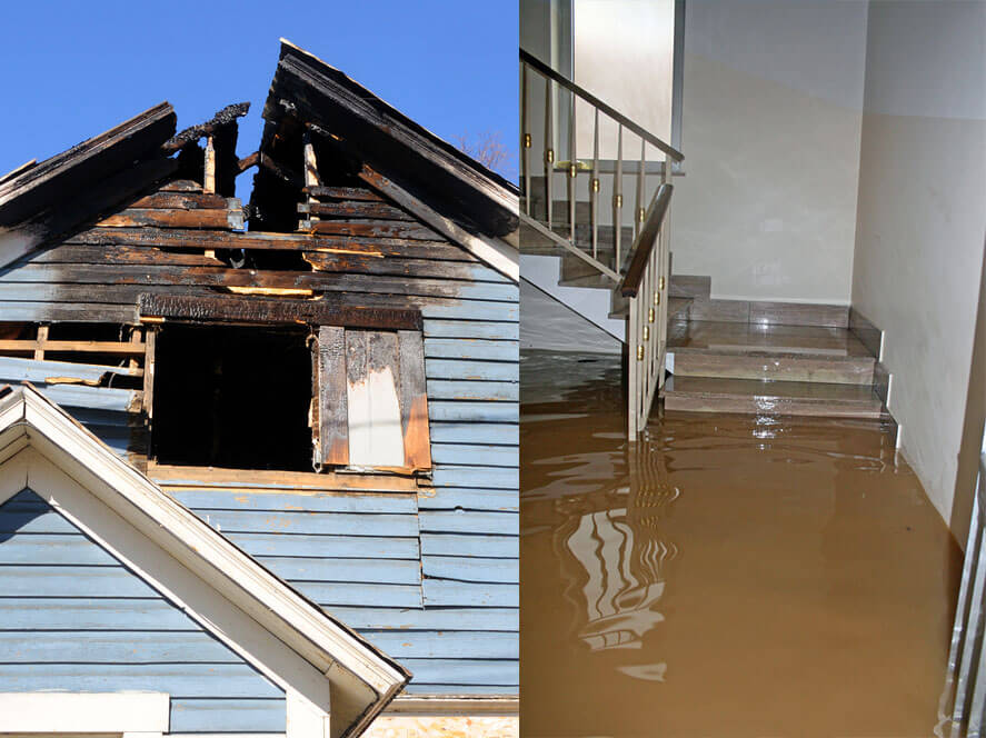Fire & Water Damage Restoration Adelaide