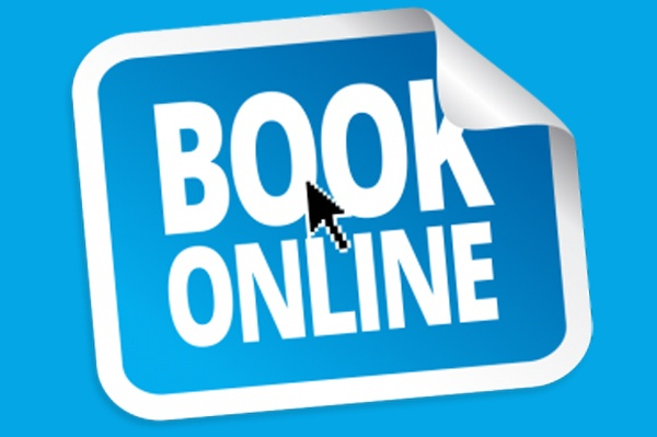 Book Online Save 10%