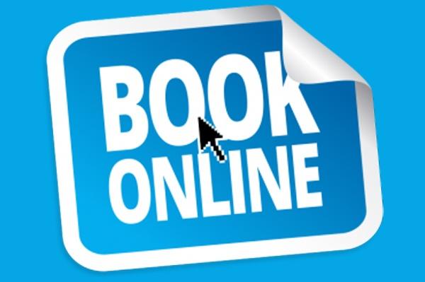 Book Online Save 10%